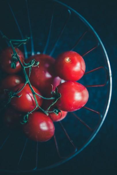 organic food - tomato